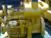 Used Caterpiller Engine,CAT 3306 /3304/3412 /3126 diesel engine