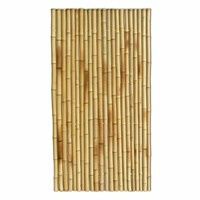 Bamboo Fence Panel 90 x 180 cm