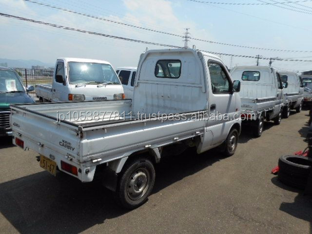 Right hand drive and Good looking pickup trucks for sale suzuki carry 2001 used truck