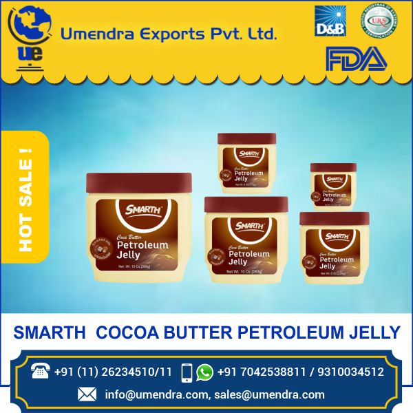Smarth Cocoa Butter Perfumed Petroleum Jelly
