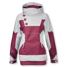 Casual Thick Cloth Heat Wear Ladies Snow Board Jacket