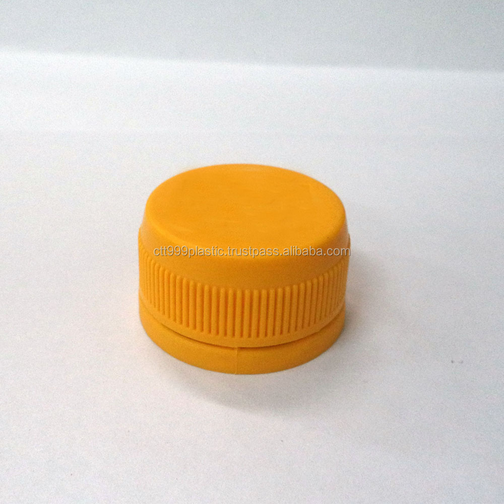 customer design plastic bottle screw cap with guarantee