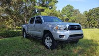 Used LHD Toyota Tacoma Double Cabin 2011