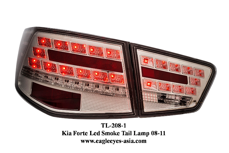 Eagle Eyes Taillight For Kia Forte