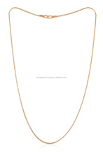 Stunning Unisex RAYS Chain In BIS Certified Hallmark 22K Yellow Gold