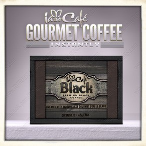 Iaso Cafe Black Coffee