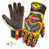SKATIQ Oil & Gas IMPACT SAFETY Gloves Cut 5 Resistant