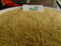 BULGUR FROM HIGHLY REFINED WHEAT