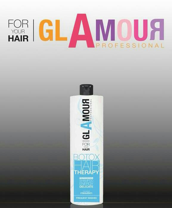 "GLAMOUR PROFESSIONAL - ""Botox Hair Therapy "" - SHAMPOO ENERGY DELICATE"