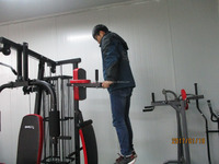 Gym & Fitness Equipment Pre-Shipment Inspection in China