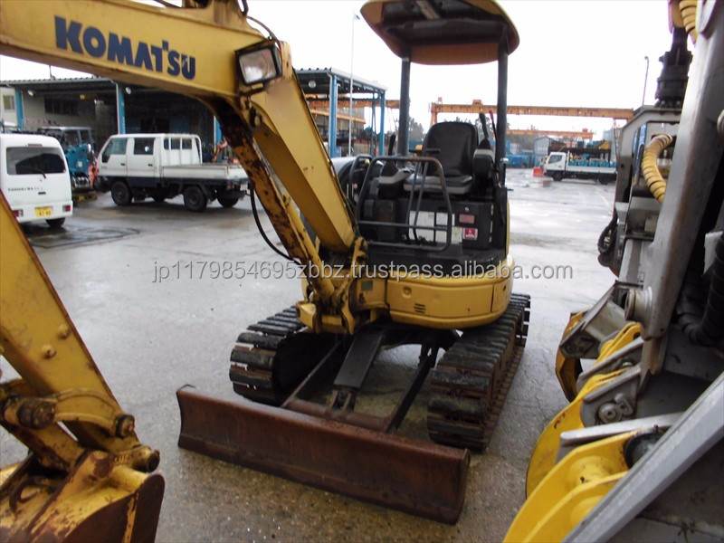 Used Japanese mini excavator KOMATSU PC30MR-2