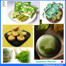 High quality and Popular green tea from japan confectionery at reasonable prices