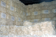 Natural Sisal fibers for art and crafts