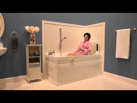 Walk In Bathtub Commercial Premier Care in Bathing Walk in