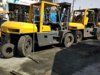 forklifts used 3 year tcm 10 ton Good Ma