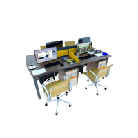 Luxury and high tech Office Desk Elasto Slide 2 Small