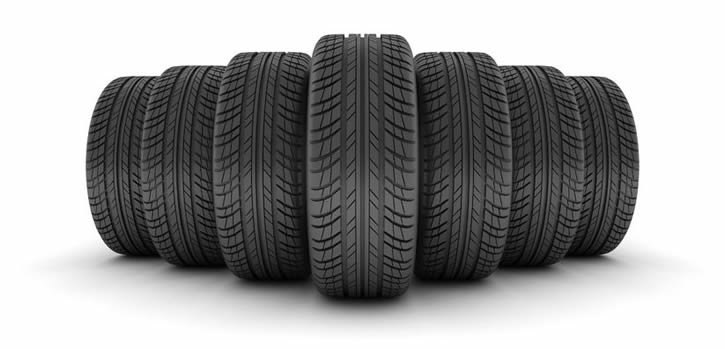 Reusable Car Tyres From Europe