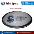Hand Stitched Export Quality Rugby League Ball at Economical Price