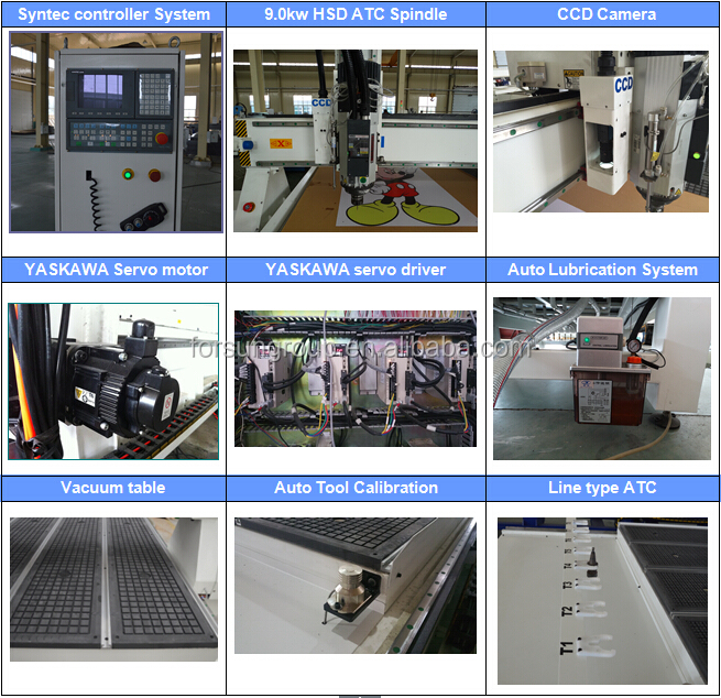 3d scanner CCD camera woodworking machinery price for cabinet,cnc wooden cutter machine tools