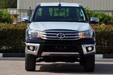 2017 Model Toyota Hilux Double Cab 4WD 2.7L Manual Transmission