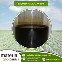 Liquid Fulvic Acid with Long Stable Shelf Life