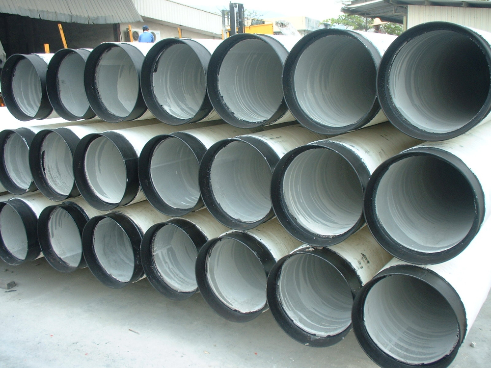 Cement Lining Mild Steel (CLMS) Pipe