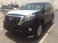 NEW TOYOTA PRADO 2.7L AUTO TXL 2016 MODEL