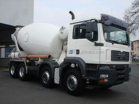 USED TRUCKS - MAN TGA 32 CEMENT MIXER (LHD 3726 DIESEL)