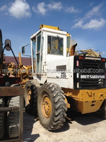 Mitsubishi MG330 Motor Grader,Used Mitsubishi Motor Grader MG330 For Sale