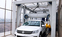 Tunnel car wash systems - High quality