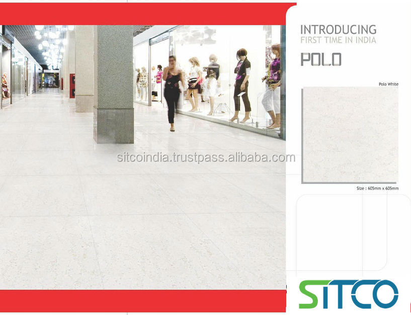 Non slippery Tiles From SITCO India
