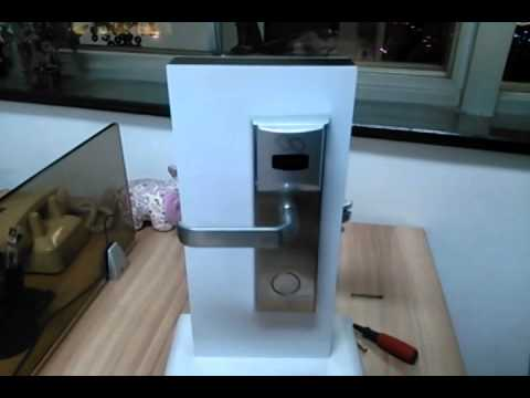 RFID HOTEL DOOR LOCK-How to authorize the lock