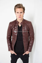 bike racer leather jacket/Motor bike Leather Racing Jacket For Men/biker jacket