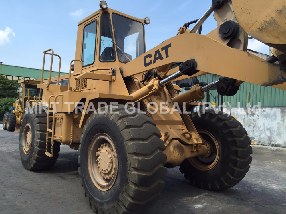 USED CAT 950B Japan Loader (65R01-389)