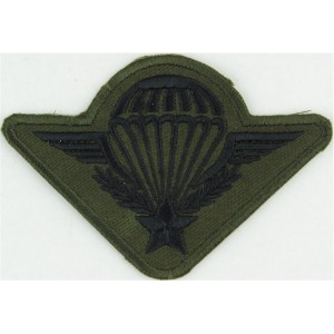 Machine embroidery badges 1st Special Operations Subdued Embroidered US Army shoulder sleeve (300)