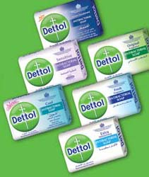 Dettol Soaps and other Products for Wholesale Supply