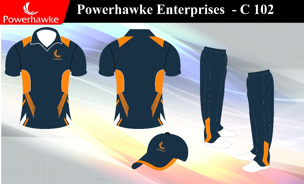 custom cricket t20 team uniforms