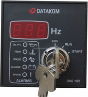 DATAKOM DKG-155 Generator Manual Start Control Panel / Unit / Controller