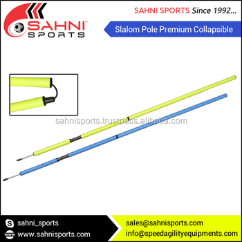 Slalom Pole Premium Collapsible