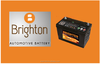 BRIGHTON AUTOMOTIVE MAINTENANCE FREE BATTERY