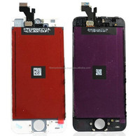 Cell Phone Front LCD Display Touch Screen Digitizer Full Assembly Replacement Repair Parts For IPhone 5 5S 5C