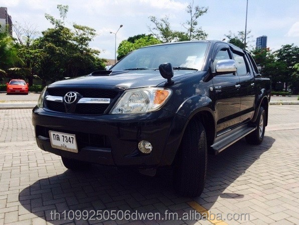 (SOLD) Toyota Hilux Vigo 4x4 Double Cab 3000cc AT