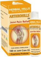 Arthrohills oil for Joint pain Back pain & arthritis