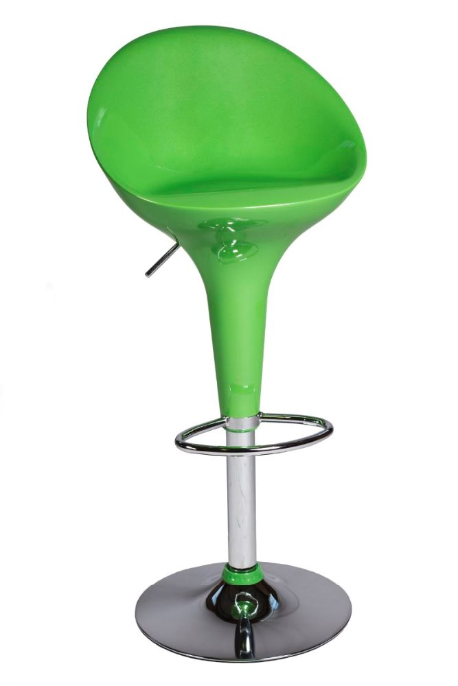 Height Adjustable Barstool With 360 Swivel Action