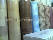 Best Priced and High Quality PVC Vinyl Linoleum Wood Look Flooring