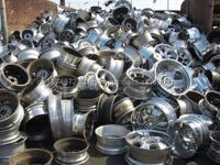 Aluminium alloy wheel scrap for sale