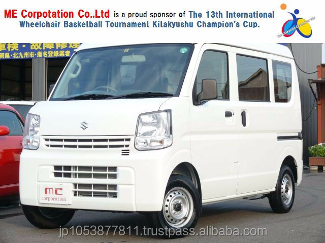 Right hand drive and japanese second hand van sale EVERY 2016 used van made in Japan