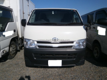 USED CARS FOR SALE FOR TOYOTA HIACE 2013 WITH REFRIGERATOR & FREEZER (MODEL : QDF-KDH201V, ENGINE : 1KD)