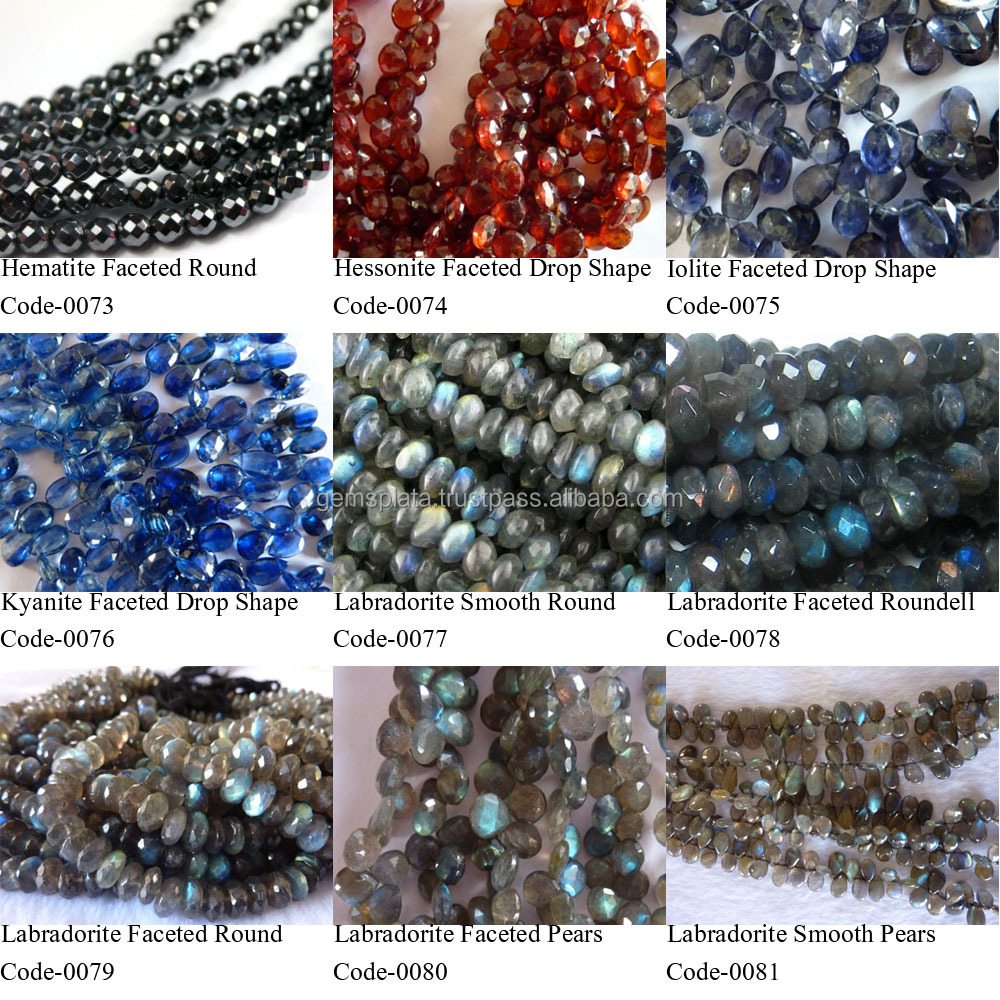 Labradorite Gemstone Beads 14 Inch 16 Inch Threaded Strands