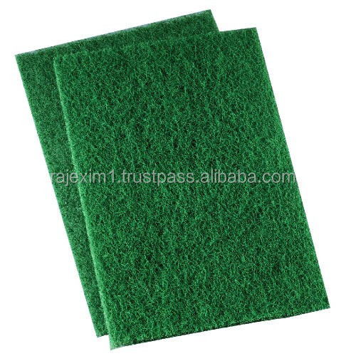 Tough Cleaning Scrub Pads
